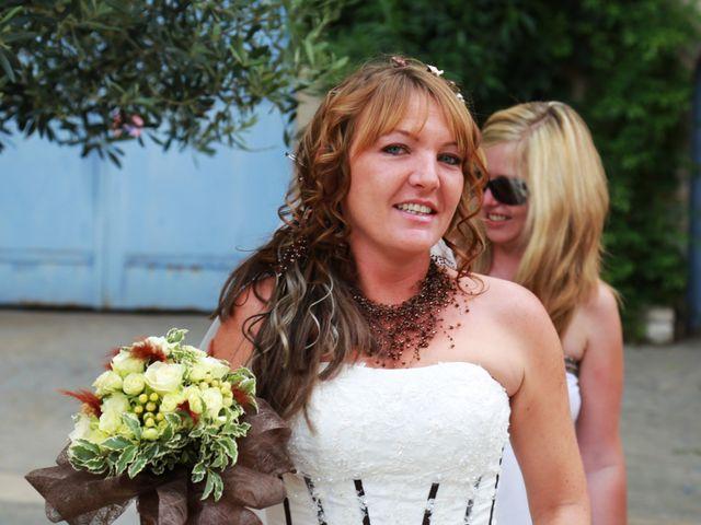 Le mariage de Yann et Aurelie à Carnoules, Var 13