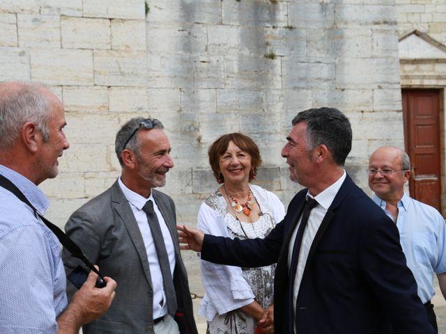 Le mariage de Yann et Aurelie à Carnoules, Var 15