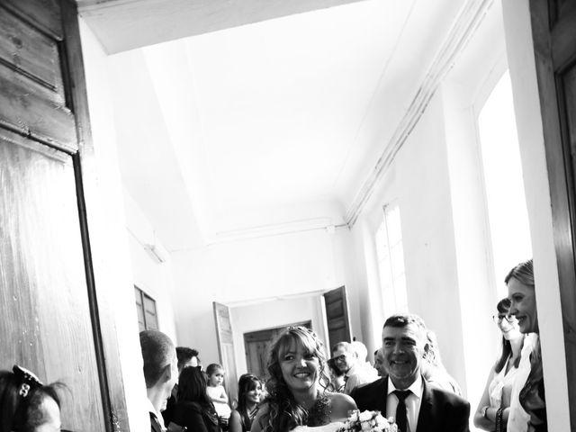 Le mariage de Yann et Aurelie à Carnoules, Var 20