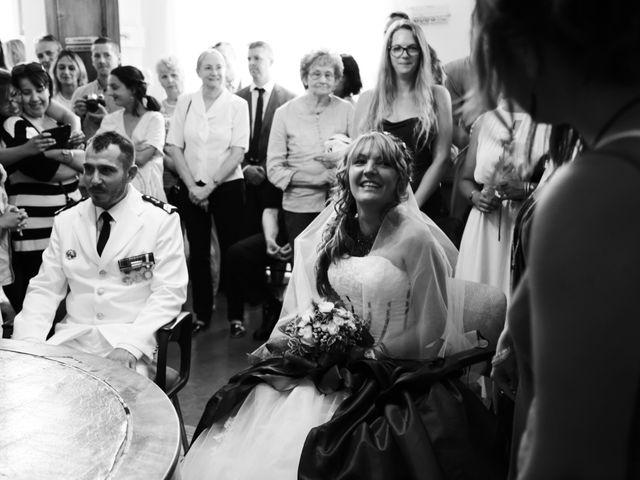 Le mariage de Yann et Aurelie à Carnoules, Var 21