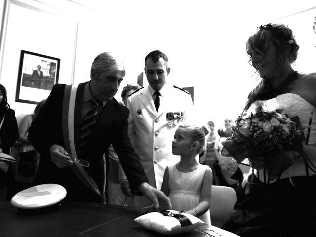 Le mariage de Yann et Aurelie à Carnoules, Var 24
