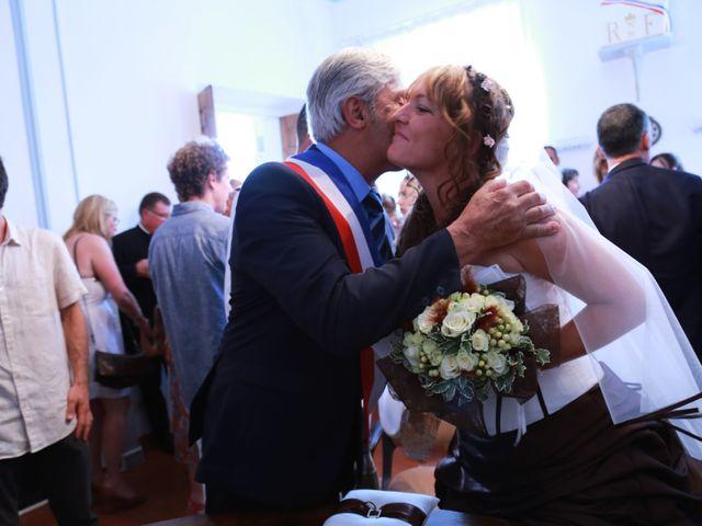 Le mariage de Yann et Aurelie à Carnoules, Var 25