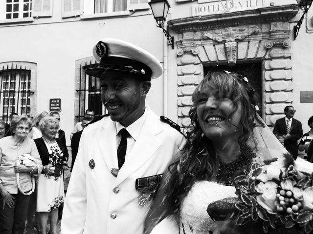 Le mariage de Yann et Aurelie à Carnoules, Var 27