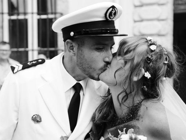 Le mariage de Yann et Aurelie à Carnoules, Var 28
