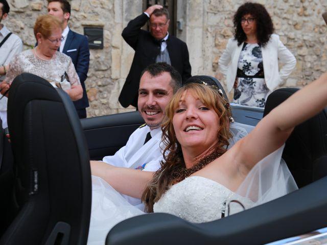 Le mariage de Yann et Aurelie à Carnoules, Var 30