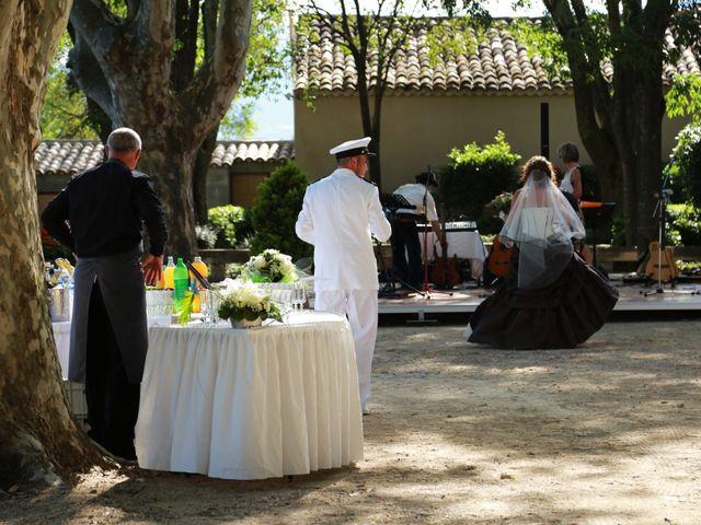 Le mariage de Yann et Aurelie à Carnoules, Var 34