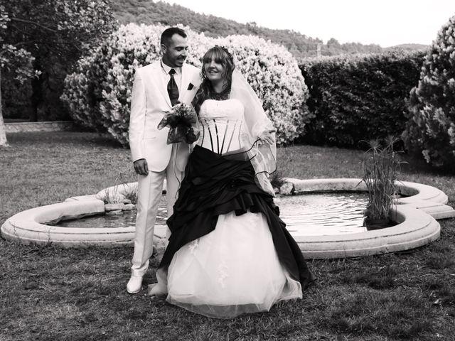 Le mariage de Yann et Aurelie à Carnoules, Var 40