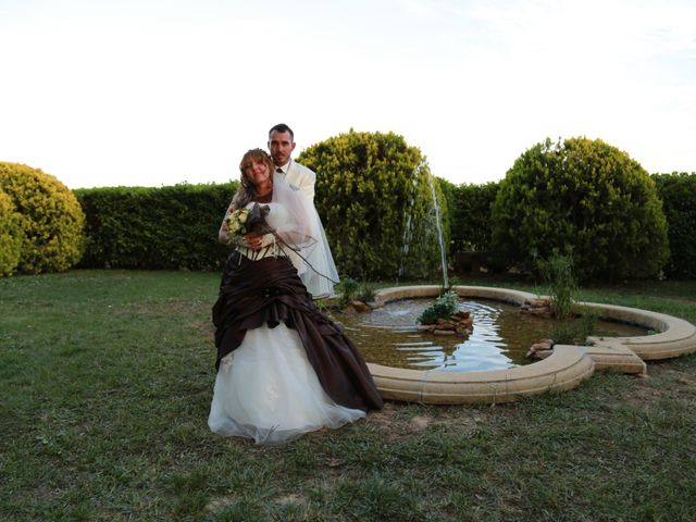 Le mariage de Yann et Aurelie à Carnoules, Var 41