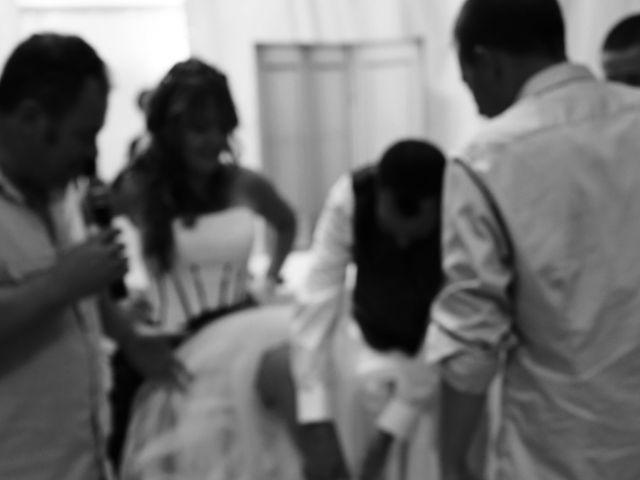 Le mariage de Yann et Aurelie à Carnoules, Var 58