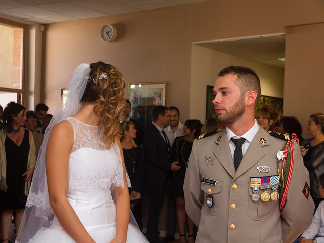Le mariage de Sébastien et Séverine à Cornebarrieu, Haute-Garonne 31