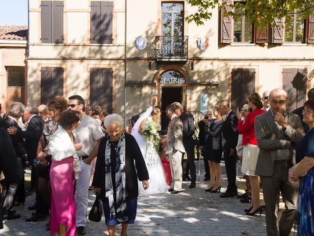 Le mariage de Sébastien et Séverine à Cornebarrieu, Haute-Garonne 33