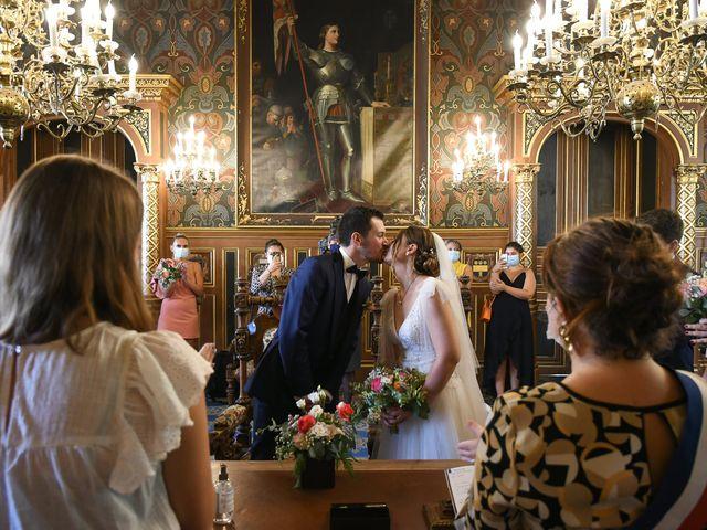Le mariage de Sylvain et Marine à Olivet, Loiret 5