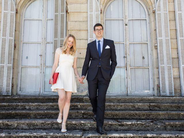 Le mariage de William et Sixtine à Brognon, Côte d'Or 12