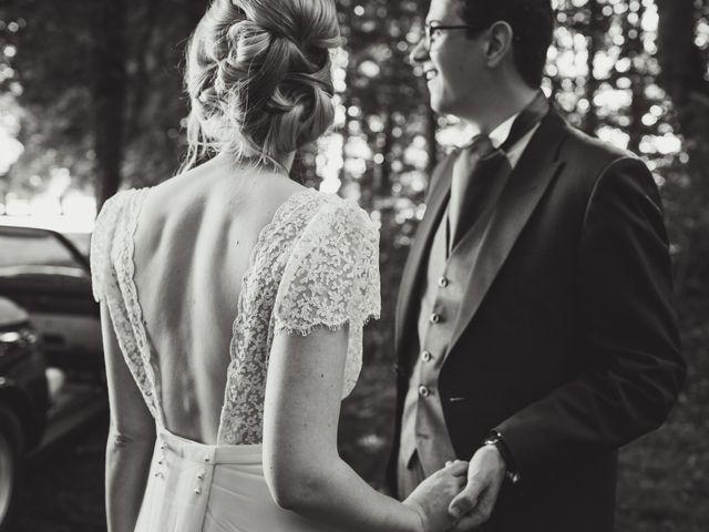 Le mariage de Sixtine et William