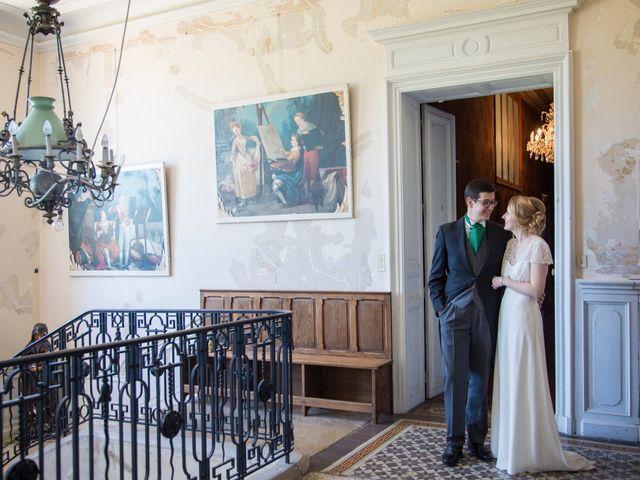 Le mariage de William et Sixtine à Brognon, Côte d'Or 38