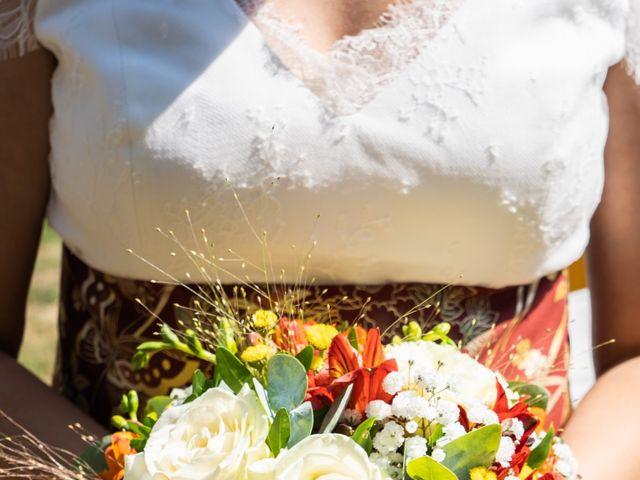 Le mariage de Karim et Camille à Néron, Eure-et-Loir 14
