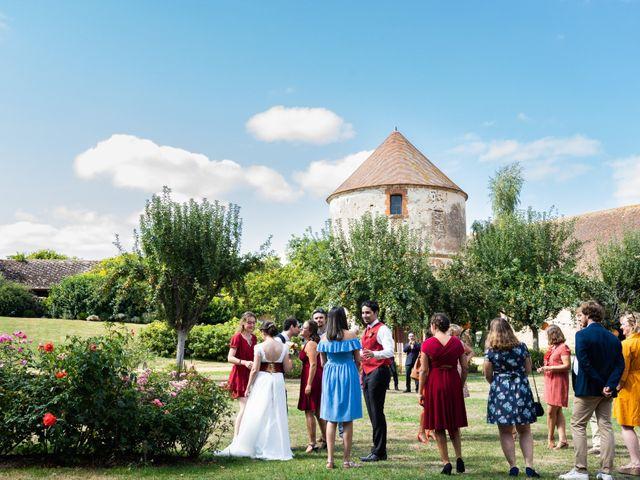 Le mariage de Karim et Camille à Néron, Eure-et-Loir 21