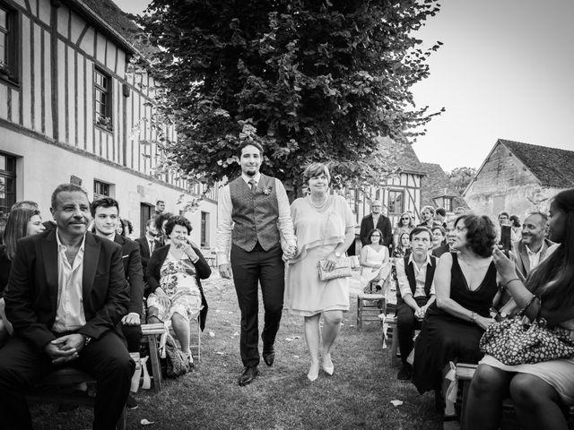 Le mariage de Karim et Camille à Néron, Eure-et-Loir 23