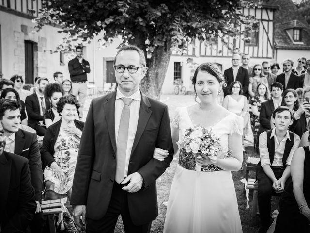 Le mariage de Karim et Camille à Néron, Eure-et-Loir 24
