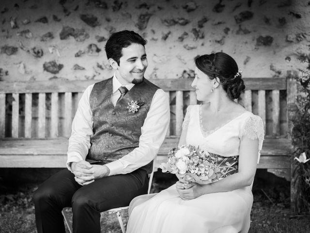 Le mariage de Karim et Camille à Néron, Eure-et-Loir 25
