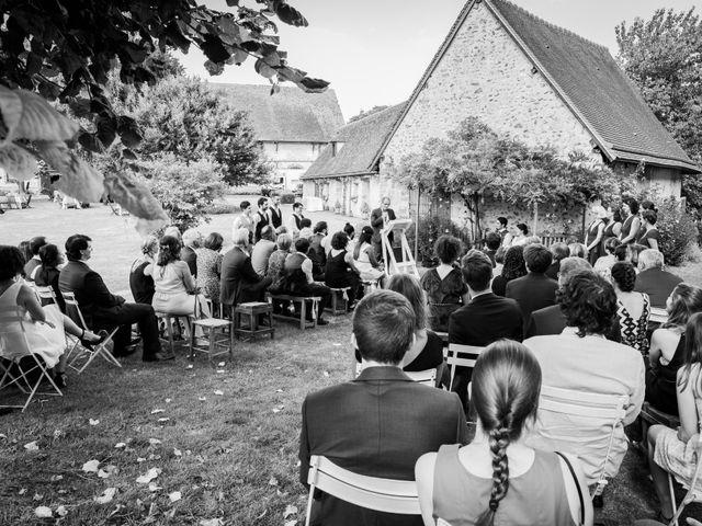 Le mariage de Karim et Camille à Néron, Eure-et-Loir 26