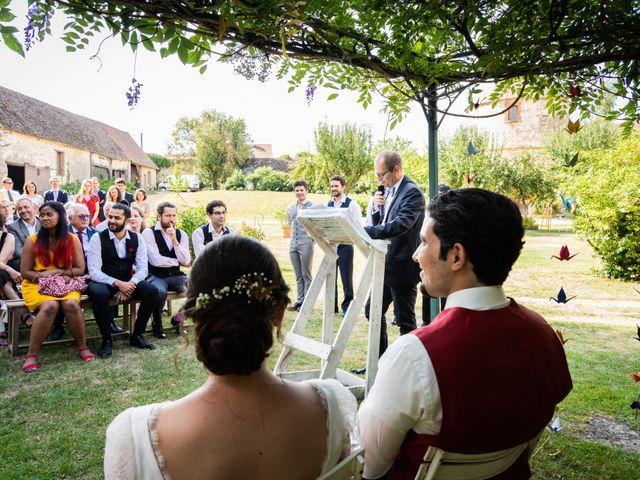 Le mariage de Karim et Camille à Néron, Eure-et-Loir 27