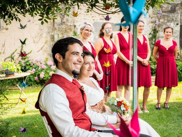 Le mariage de Karim et Camille à Néron, Eure-et-Loir 28