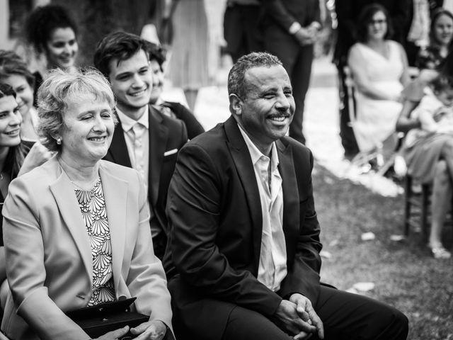 Le mariage de Karim et Camille à Néron, Eure-et-Loir 33