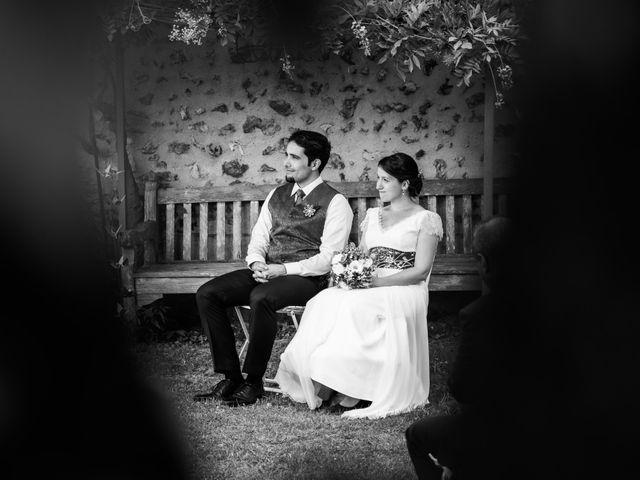 Le mariage de Karim et Camille à Néron, Eure-et-Loir 36