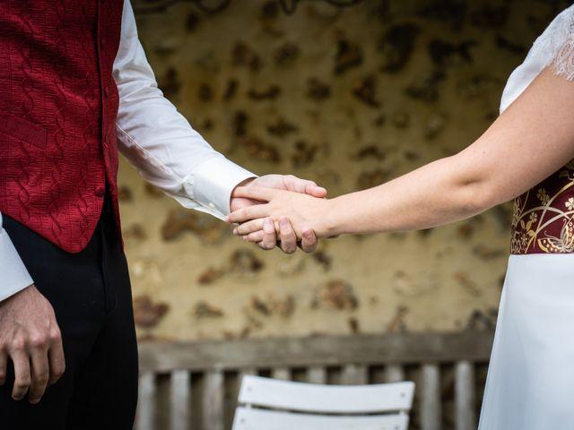 Le mariage de Karim et Camille à Néron, Eure-et-Loir 38