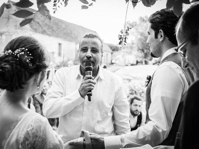Le mariage de Karim et Camille à Néron, Eure-et-Loir 39