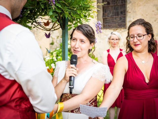 Le mariage de Karim et Camille à Néron, Eure-et-Loir 42
