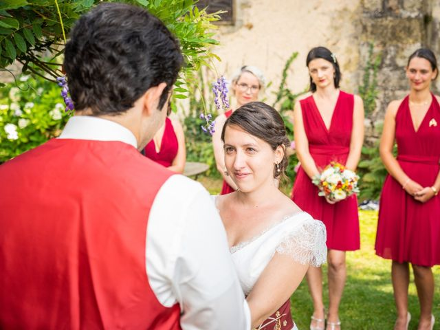 Le mariage de Karim et Camille à Néron, Eure-et-Loir 46