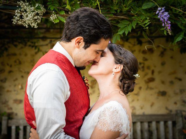 Le mariage de Karim et Camille à Néron, Eure-et-Loir 50