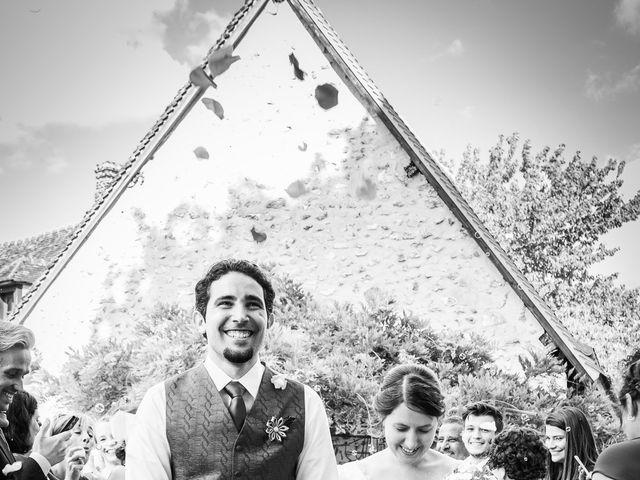 Le mariage de Karim et Camille à Néron, Eure-et-Loir 52