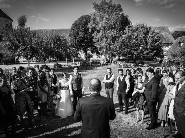 Le mariage de Karim et Camille à Néron, Eure-et-Loir 55