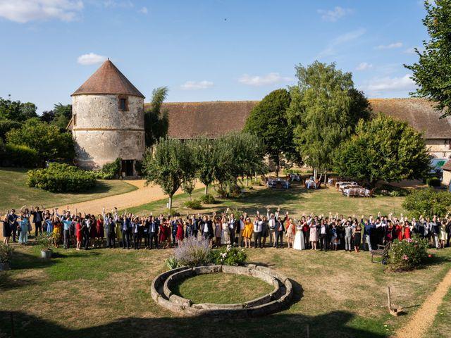 Le mariage de Karim et Camille à Néron, Eure-et-Loir 56