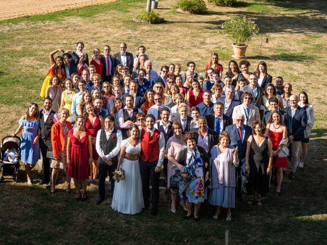 Le mariage de Karim et Camille à Néron, Eure-et-Loir 57