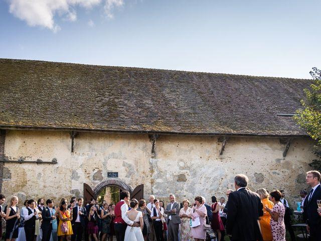 Le mariage de Karim et Camille à Néron, Eure-et-Loir 60