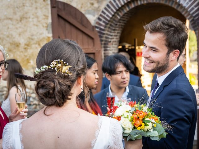 Le mariage de Karim et Camille à Néron, Eure-et-Loir 63