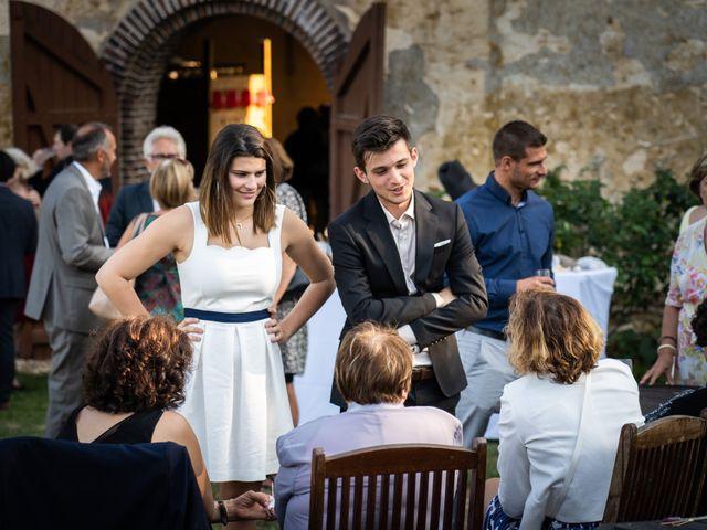 Le mariage de Karim et Camille à Néron, Eure-et-Loir 64
