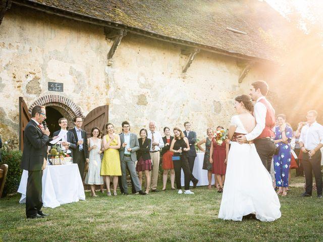 Le mariage de Karim et Camille à Néron, Eure-et-Loir 66