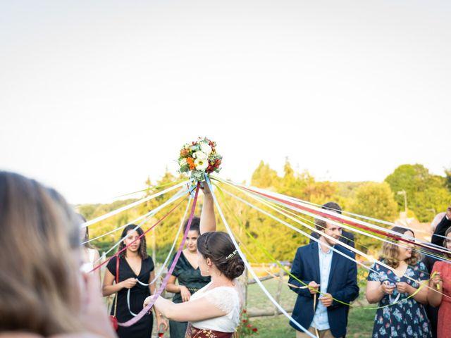 Le mariage de Karim et Camille à Néron, Eure-et-Loir 72