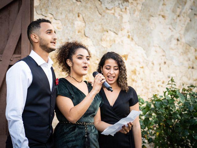 Le mariage de Karim et Camille à Néron, Eure-et-Loir 78