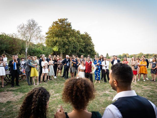 Le mariage de Karim et Camille à Néron, Eure-et-Loir 79