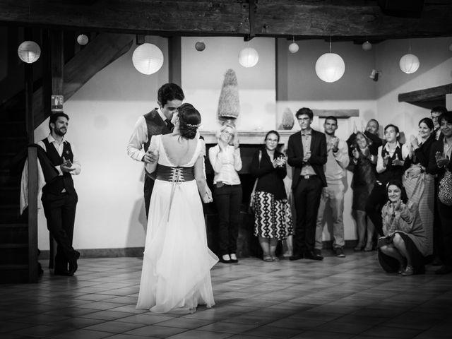 Le mariage de Karim et Camille à Néron, Eure-et-Loir 93