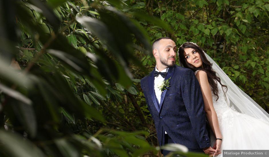 Le mariage de Mohamed et Sonia à Cergy, Val-d'Oise