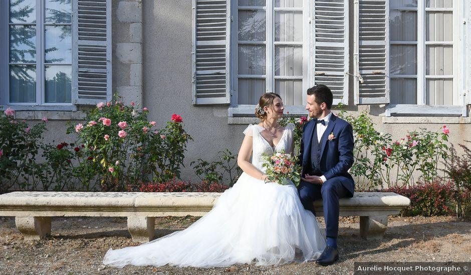 Le mariage de Sylvain et Marine à Olivet, Loiret