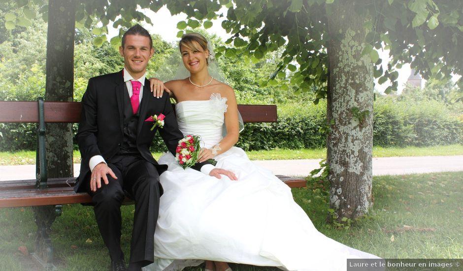Le mariage de Romain et Charlotte à Saint-Sulpice, Oise