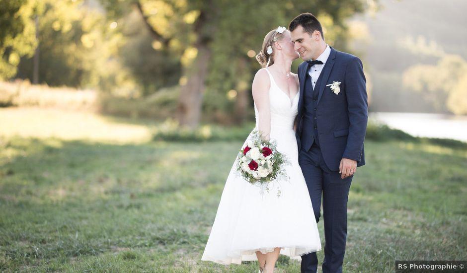 Le mariage de Maxime et Charlotte à Franois, Doubs